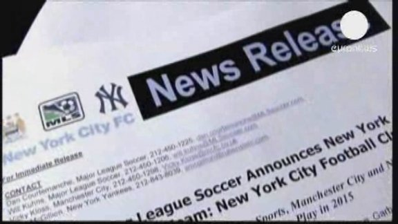 City's owners strike out in America to launch second NY soccer club