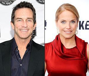 Jeff Probst on Katie Couric Date: She Didn't Give Me Her Number!