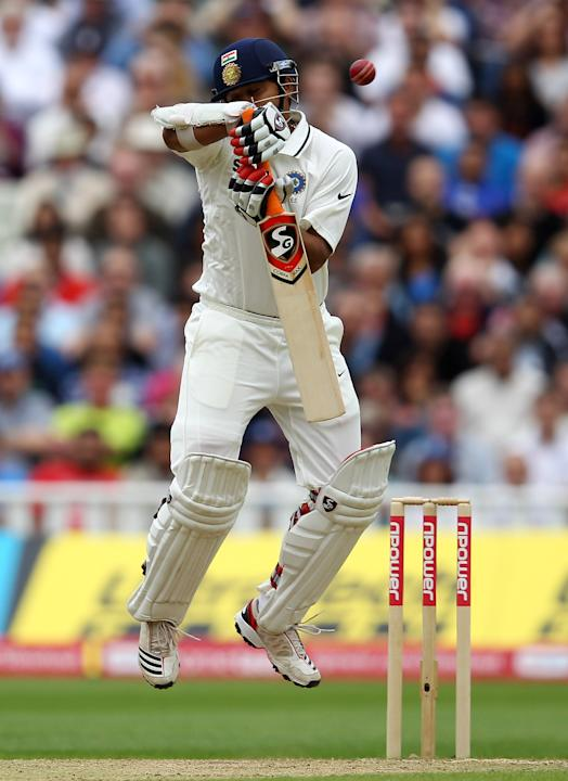 England v India: 3rd npower Test - Day Four