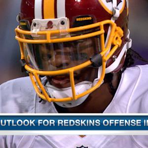 Outlook for Washington Redskins offense in 2014