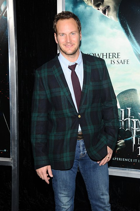 Harry Potter and the Deathly Hallows pt 1 NYC premiere 2010 Patrick Wilson