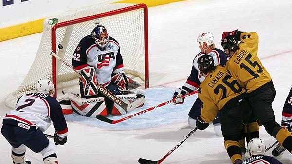 2004 World Cup of Hockey: Canada vs. USA
