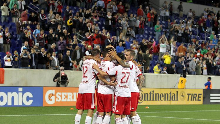 MLS: Montreal Impact at New York Red Bulls