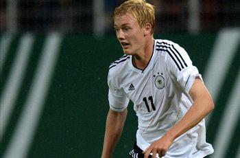 Bayer Leverkusen wins race to sign wonderkid Brandt