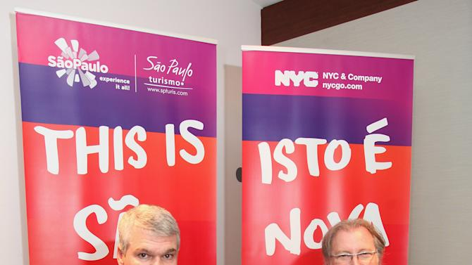 NYC Tourism And Sao Paulo Tourism Re-Sign Cross-Promotional Agreement