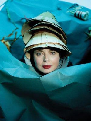 Isabella Rossellini on Going Experimental: 'I Just Want People to Laugh'