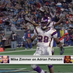 How can the Minnesota Vikings, Adrian Peterson relationship be salvaged?