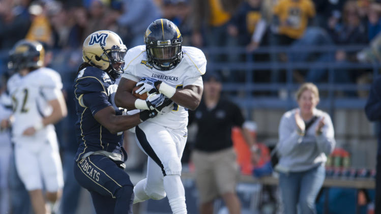 Montana State overwhelms Northern Arizona 36-7