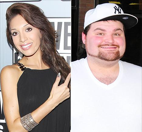 Farrah Abraham Takes Cheap Shot at Costar Amber Portwood's Ex Gary Shirley — Read Her Mean Tweet
