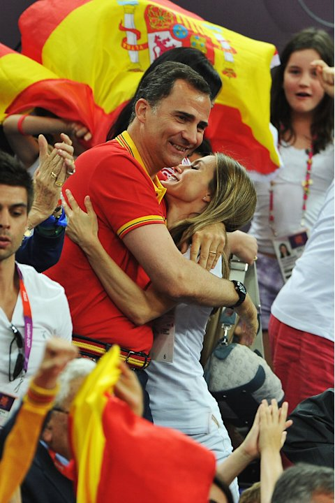 Olympics Day 14 - Basketball: Spain v Russia