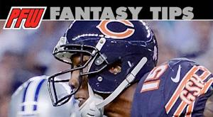 Week Eight fantasy tips: WRs