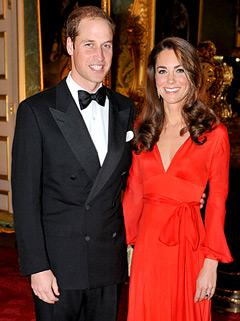 Prince WIlliam, Kate Middleton to Visit Copenhagen for UNICEF