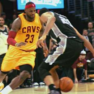 All-Access: San Antonio Spurs at Cleveland Cavaliers