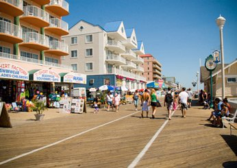 Ocean City Maryland Concerts July
