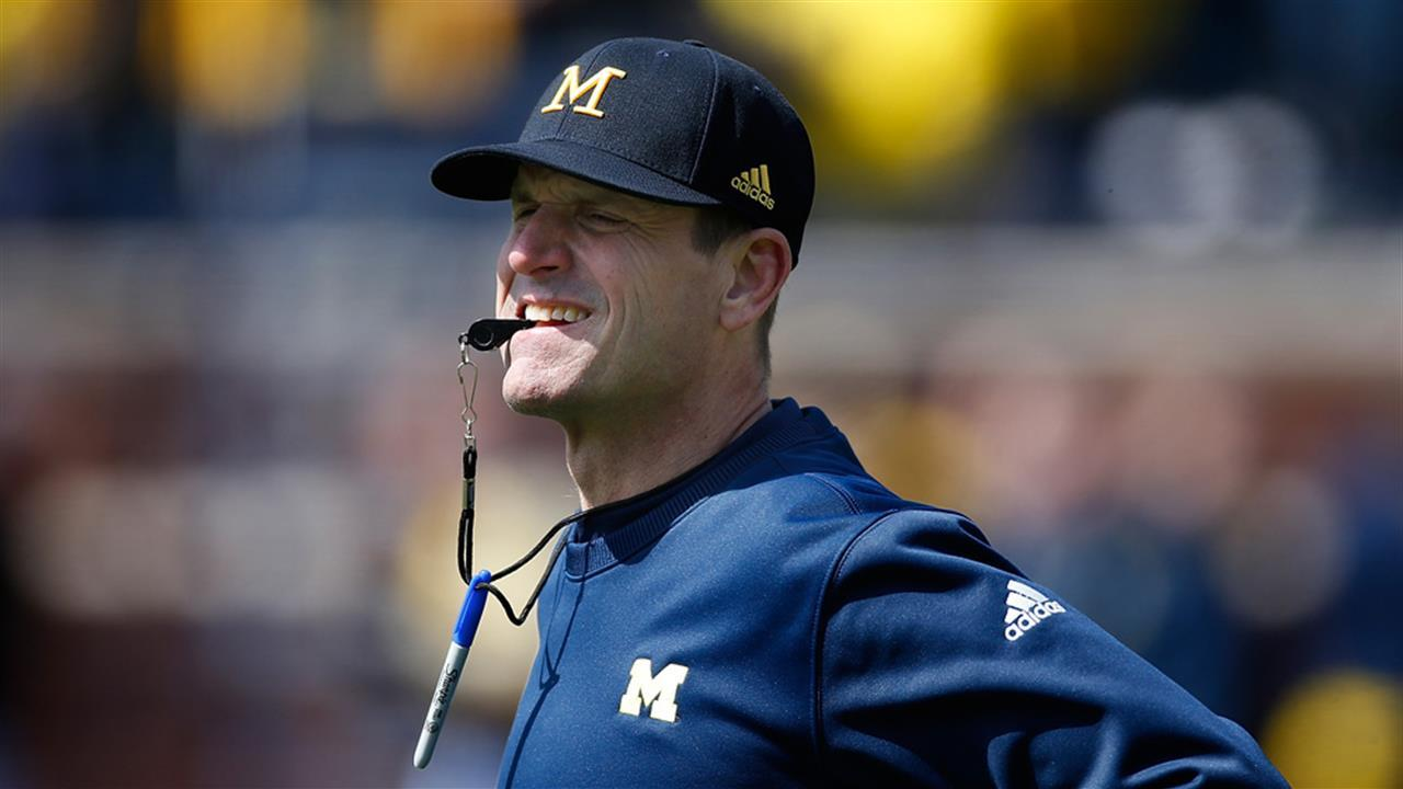 What should we expect from Jim Harbaugh in year one?