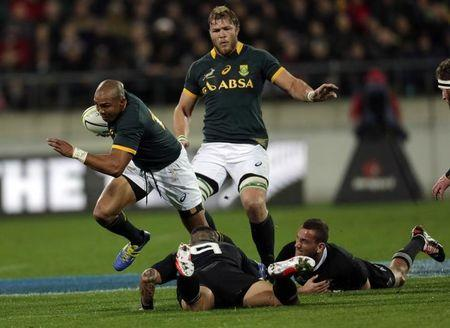 South Africa to bid for 2023 Rugby World Cup: SARU
