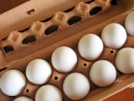 Eat more eggs for a protein boost.