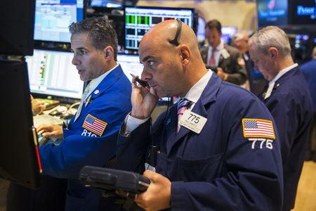 Wall St ends up; financials gain with bond yields