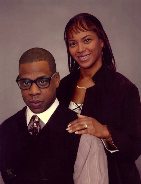 Jay-Z et Beyonce. Source : Planet Hiltron