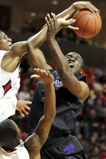 No. 22 Kansas St beats struggling Texas Tech 69-47