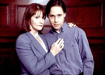 "Margot Kidder as Grace Mayberry and Chad Lowe as Jason Mayberry NBC's""Law and Order: Special Victims Unit"" Law & Order: Special Victims Unit"