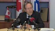 Liberal MP Irwin Cotler's Montreal riding was the target of a phone campaign last fall in which constitutents said they were falsely told their MP was about to or had resigned, and that a byelection was imminent.