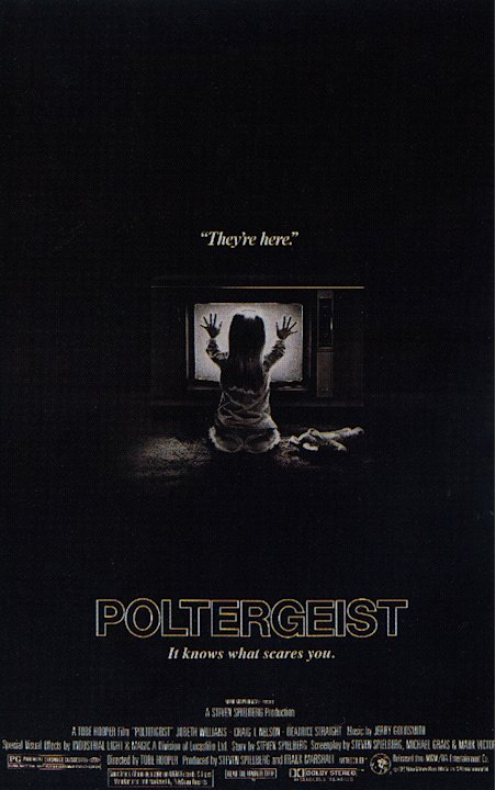 Summer of 1982 Poltergeist
