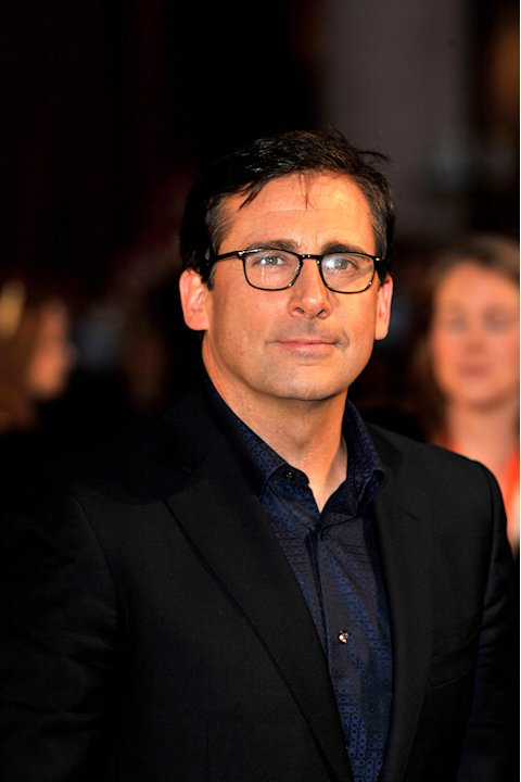Despicable Me UK Premiere 2010 Steve Carell