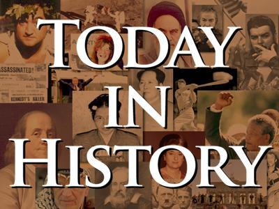 Today in History, March 19th
