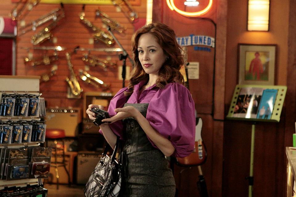 Autumn Reeser stars as Madison Huxley in The American Mall.