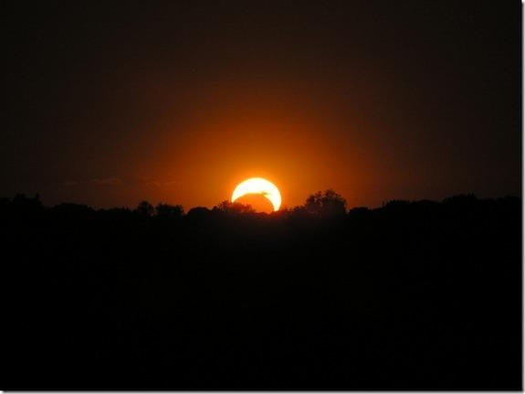 Rare 'Ring of Fire' Solar Eclipse: First Photos