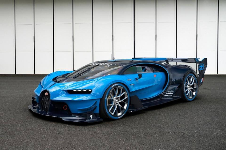 Bugatti's Chiron will conquer the world with a 290 mph top speed, 2.2-second sprint to 60