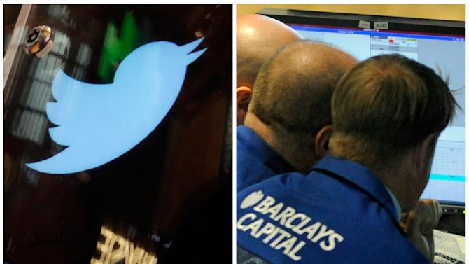 Twitter picks Barclays to coordinate IPO trading