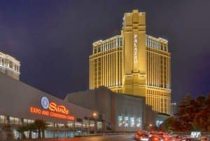 The Venetian and The Palazzo Las Vegas Ranked Number 3 Meeting Hotel in the United States