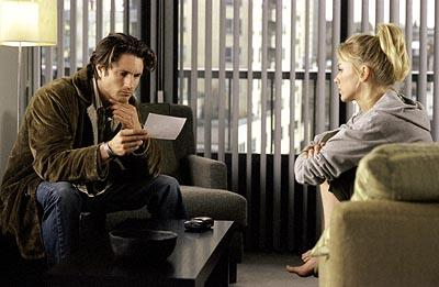 Martin Henderson and Naomi Watts in Dreamworks' The Ring