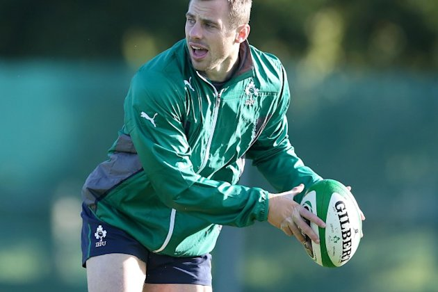 Tommy Bowe back to full fitness for Australia clash