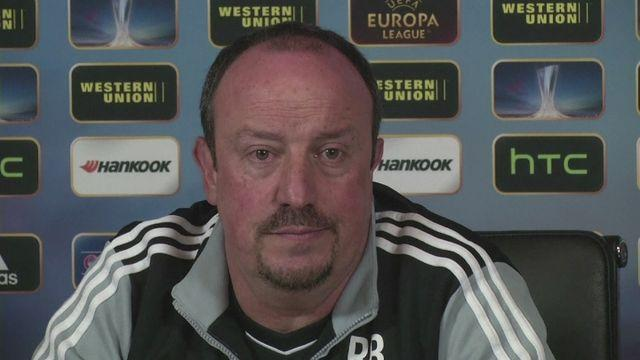 Benitez and Bertrand braced for Rubin Kazan