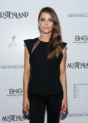 Keri Russell at the premiere after party of 'Austenland' at ArcLight Hollywood on August 8, 2013 in Hollywood -- Getty Images