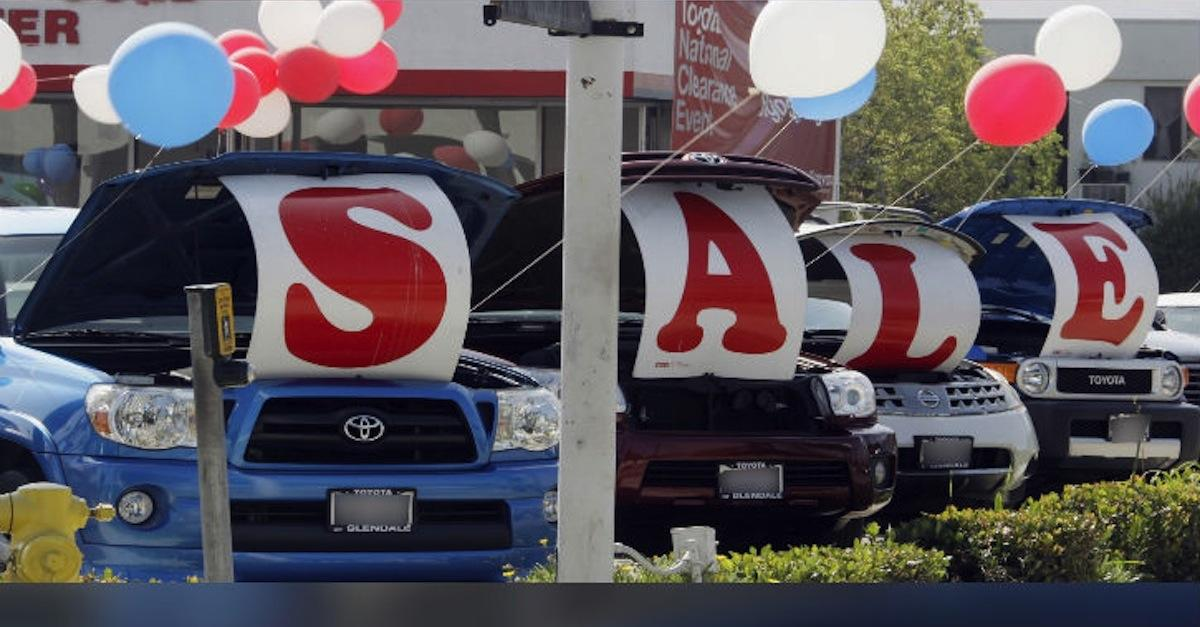10 Most Common Used Cars Sold in the US
