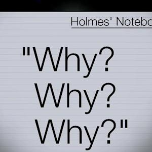 Jury sees writings from James Holmes' notebook