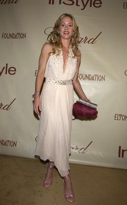Christina Applegate Elton John AIDS Foundtation In-Style Party Hollywood, CA 3/24/2002