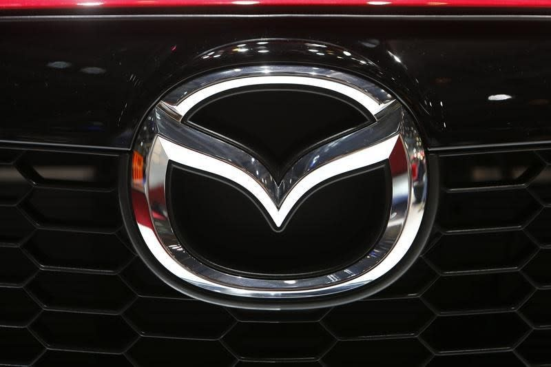 Mazda recalls 2,800 cars in Mexico to check Takata air bags