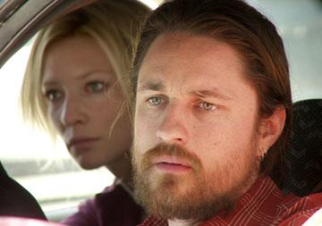 Cate Blanchett and Martin Henderson in First Look Pictures' Little Fish
