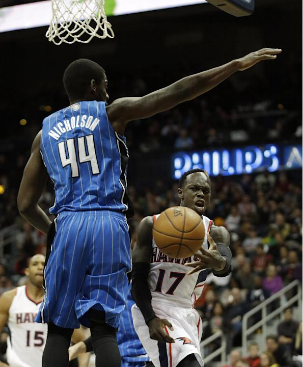 Teague, Millsap pace Hawks past Magic