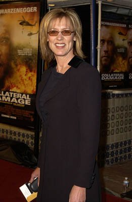 Premiere: Christine Lahti at the Westwood premiere of Collateral Damage - 2/4/2002 
