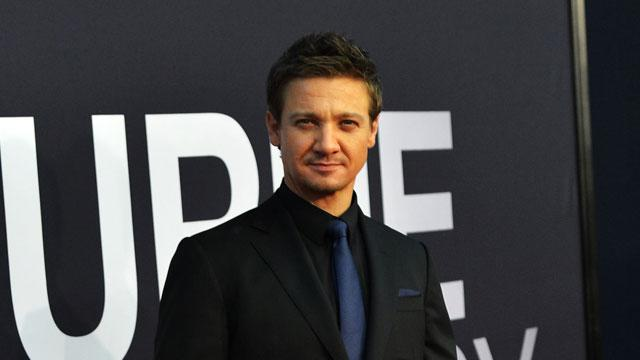 Jeremy Renner Welcomes Baby Girl