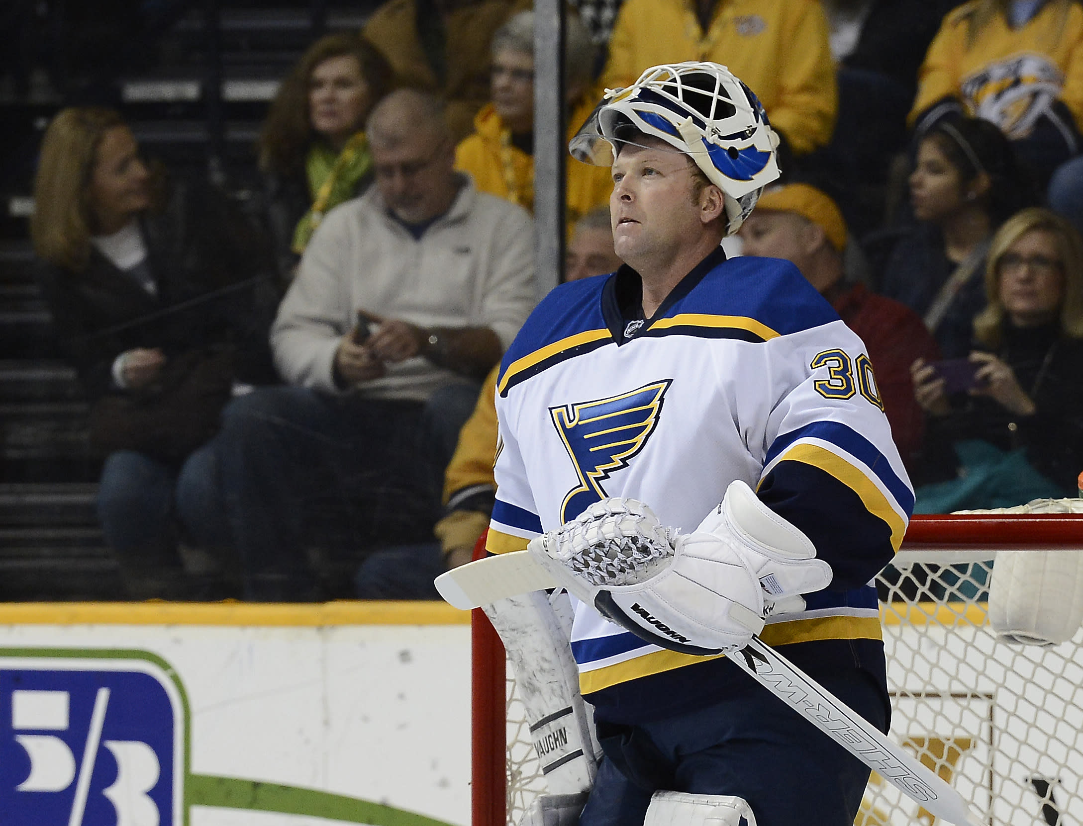 Brodeur to retire, join St. Louis Blues front office