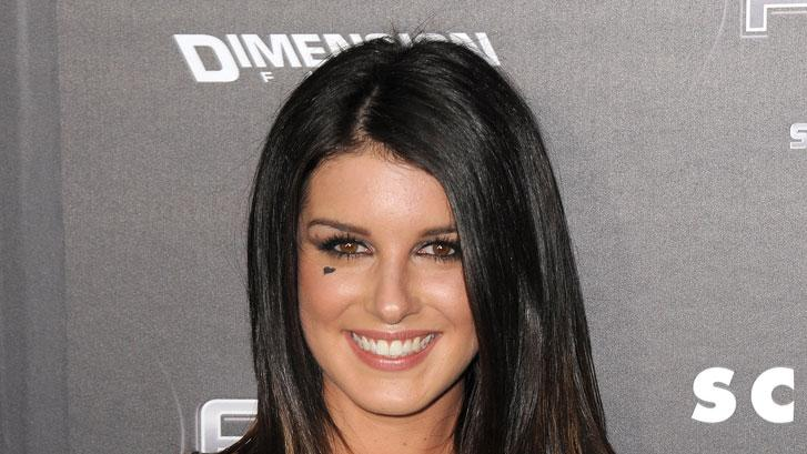 Shenae Grimes She plays local resident Trudie and is rumored to be in the film's frightening opening scene.