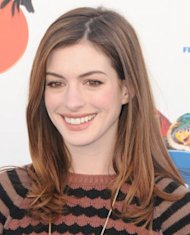 Co-host of the 83rd Annual Academy Awards and famous detoxer, Anne Hathaway. (Barry King/FilmMagic)