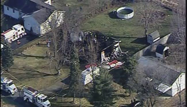 Grandmother, three grandchildren killed in Ohio house fire